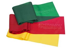 TheraBand Resistance Band Set