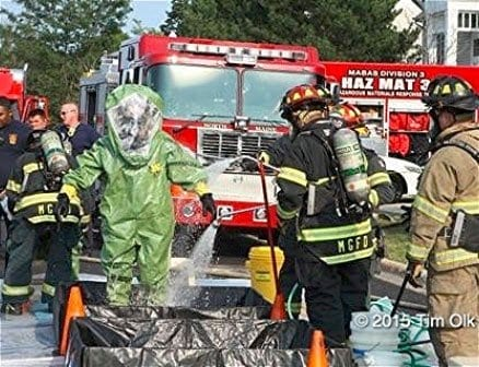 Fire & Hazmat Applications