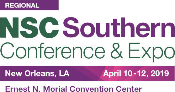 NSC Southern Conference & Expo, 2019