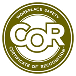 COR - Alberta Workplace Safety Certificate of Recognition