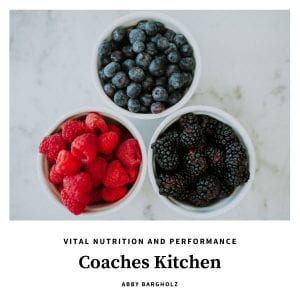 Coaches Kitchen