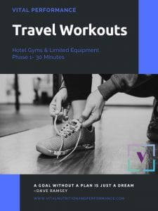 Travel Workouts - Trial