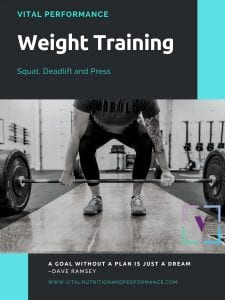 Weight Training - Trial